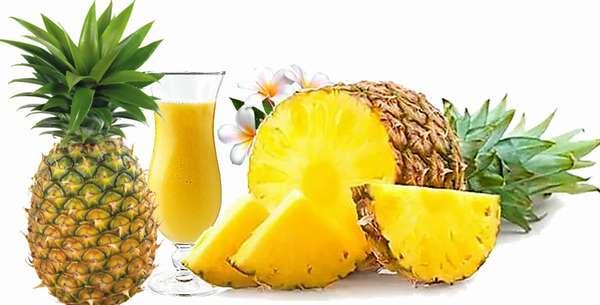 Правила похудения на ананасе Фото