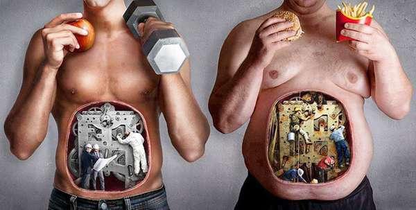 Жесткая диета для быстрого похудения в домашних условиях