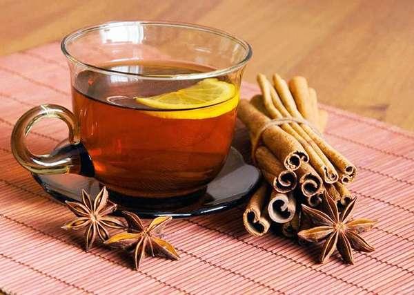 Чай с корицей для похудения Фото