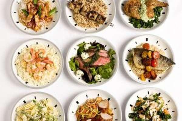 Сжигайте больше калорий с помощью белка