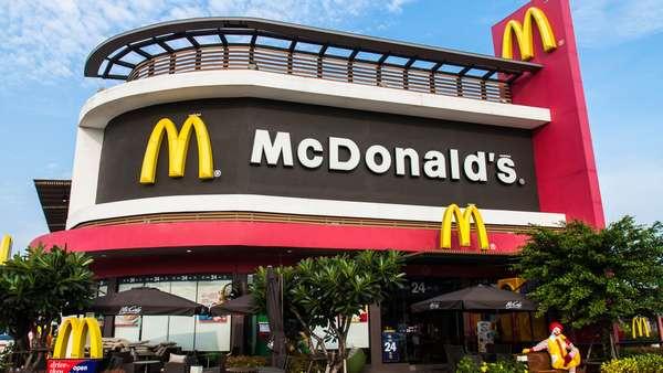 В британских ресторанах «Макдональдс» будут считать калории