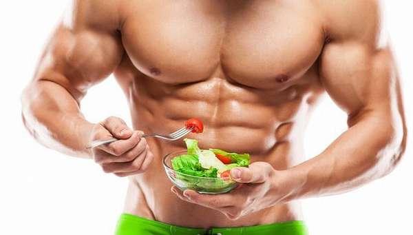 Питание для похудения мужчинам