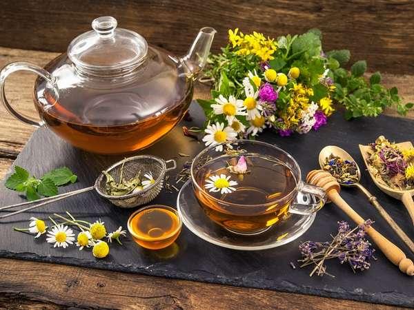 Чай для для похудения и снижения аппетита