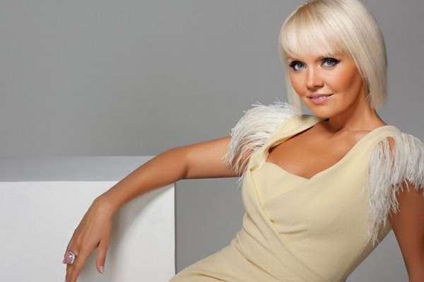 На какой диете сидит певица Валерия Фото певицы