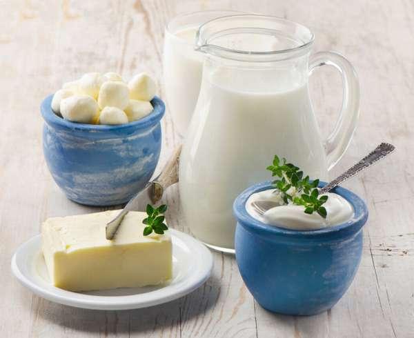 Виды молочных диет и общие требования к продуктам