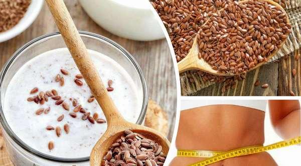 Почему семена льна способствуют похудению