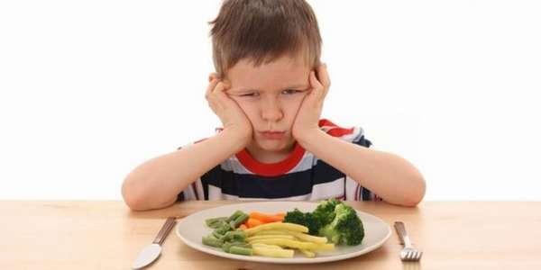 Вегетарианская диета для детей