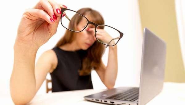 Советы для профилактики компьютерной близорукости
