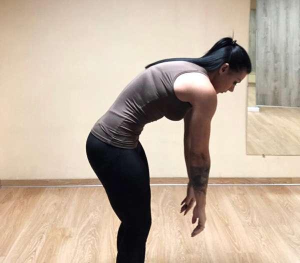 Упражнение Насос 2
