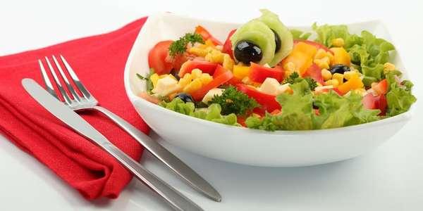 Легкая диета для уменьшения объемов