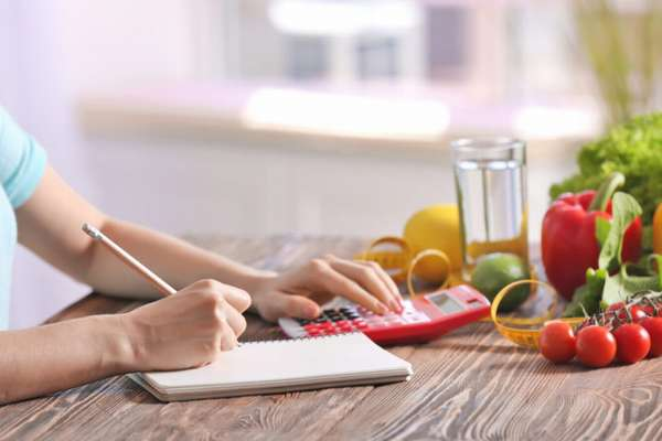 Как посчитать баланс калорий и БЖУ