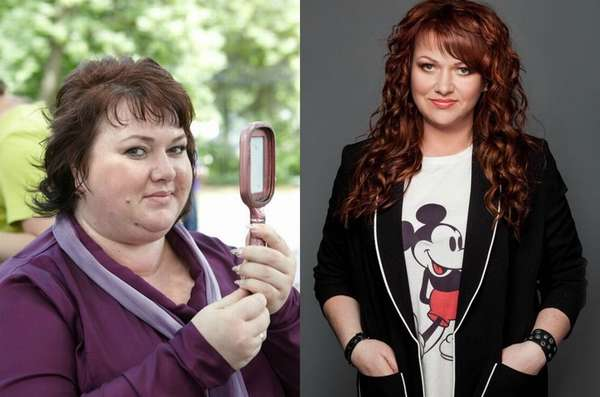 Фото: Секрет похудения Ольги Картунковой