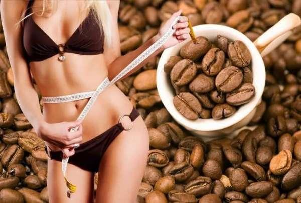 Как кофе влияет на похудение