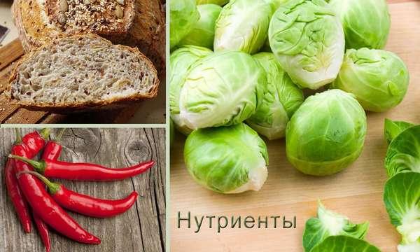 Продукты, ускоряющие обмен веществ и сжигающие жир