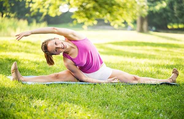 Утренняя гимнастика для хорошего самочувствия