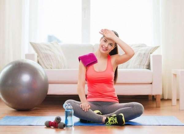 Подручные веса для тренировки в домашних условиях