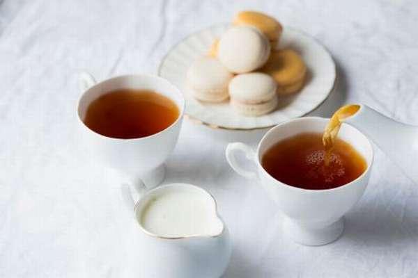 Чай как дополнение к основной диете
