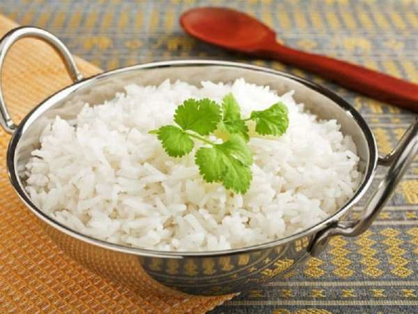 Примерное меню Фото риса