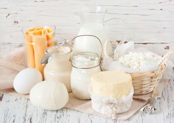 Молочная диета для похудения Фото