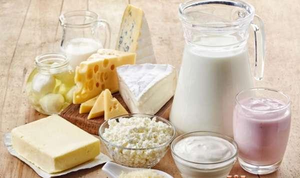 Молочно вегетарианская диета
