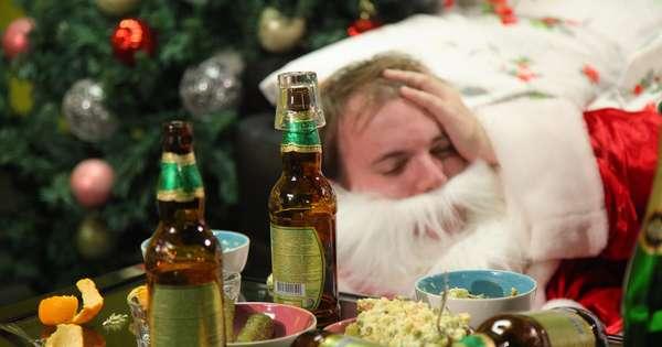 6 средств против Новогоднего похмелья