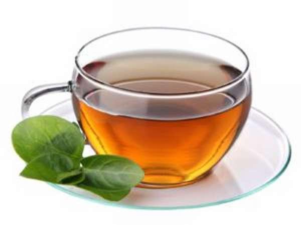 Чай из куркумы и корицы