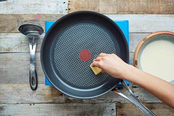 Долой тефлоновые сковородки!