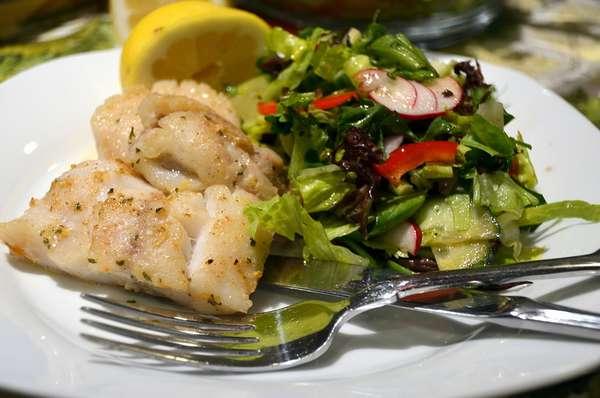 7 примеров здоровых ужинов фото
