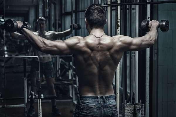 Как накачать супер-плечи