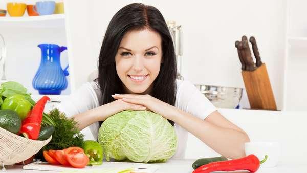 Полезные свойства белокочанной капусты для женщин Фото