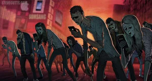 В современном мире вредно жить?