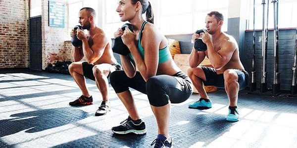 Красивый мышечный рельеф с помощью функционального тренинга