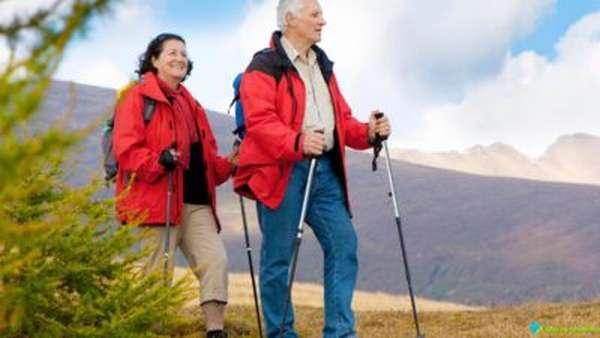 Можно ли ходить скандинавской ходьбой при артрозе коленных суставов