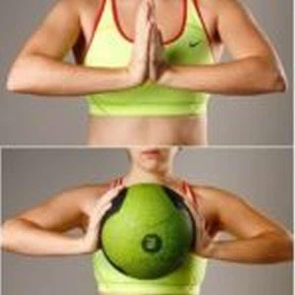 Похудела грудь форма
