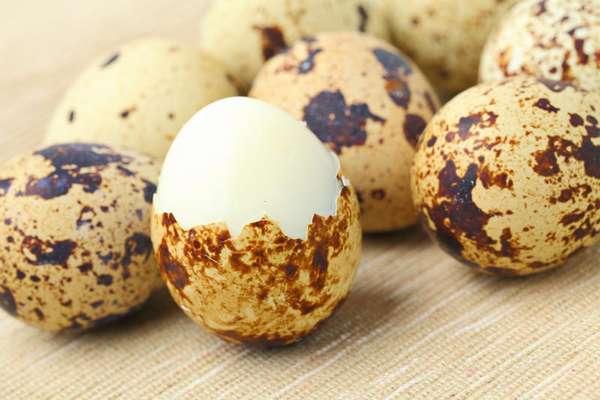 Перепелиные яйца и здоровье