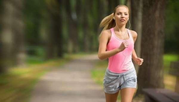 Бег каждый день для похудения