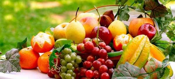 Список фруктов способствующих похудению