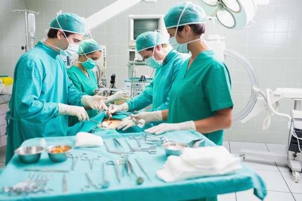 Лечение оперативным вмешательством