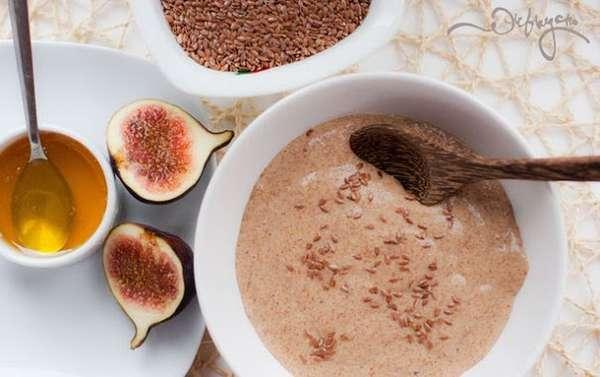 Каша из семян льна и гречки рецепт