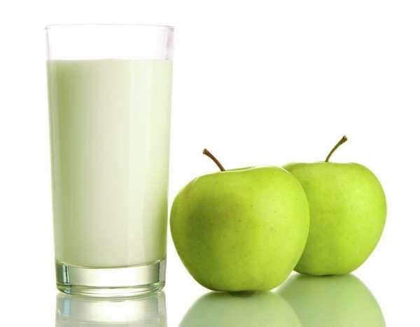 Кефирно яблочный рацион фото