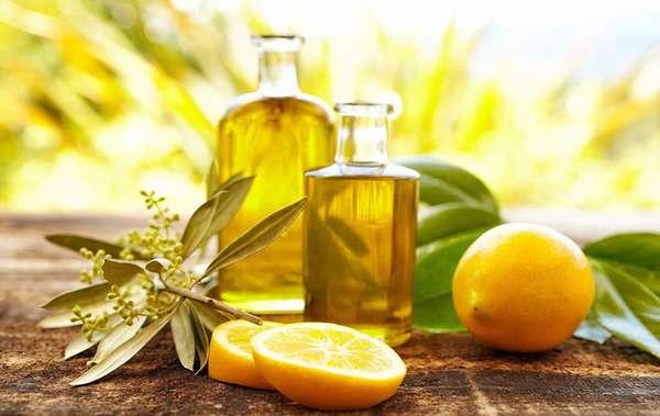 Рецепты для снижения веса Фото масла и лимон