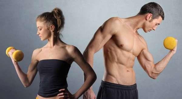 5 упражнений для бицепсов