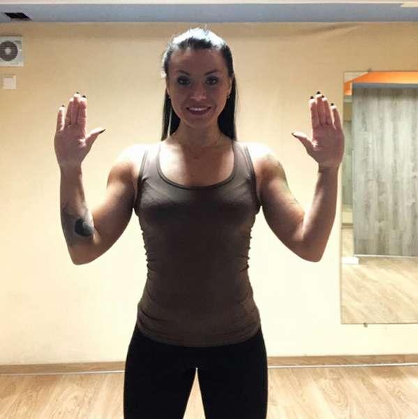 Упражнение Ладошки 1