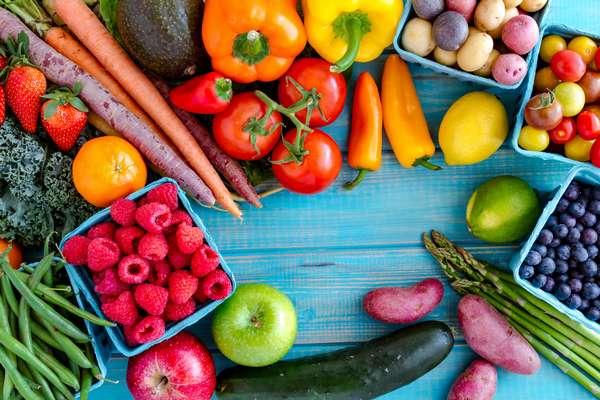 Время переходить на осеннее фруктово-овощное меню