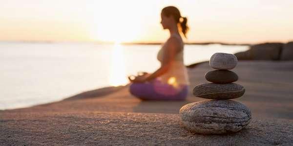 Ежедневная медитация снижает давление