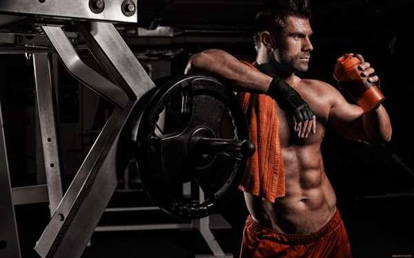 Как нарастить мышцы спортивным питанием