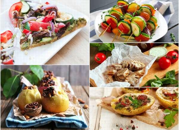 Вкусная вегетарианская диета