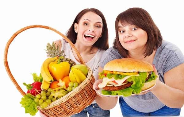 Рациональное питание Принципы Фото девушек