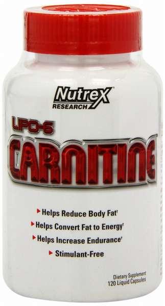 6. L-карнитин