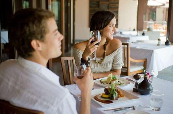Обхитри себя в ресторане: ешь, не набирая вес